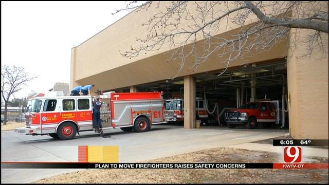 Fewer Downtown OCFD Resources Pits Firefighters Against City