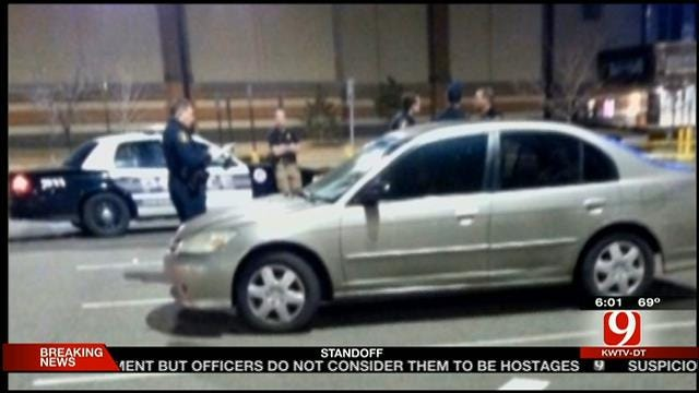 Moore Police Hold News Conference Concerning In-Custody Death