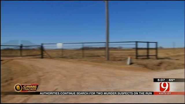 Pott County Deputies Find Guns, Ammo Inside Murder Suspect's Home