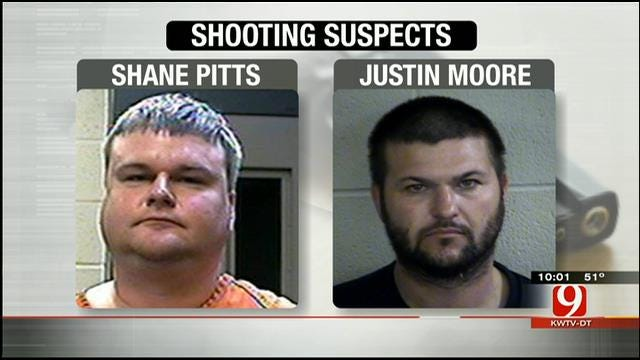 Suspects Still At large In Deadly Tecumseh Shooting