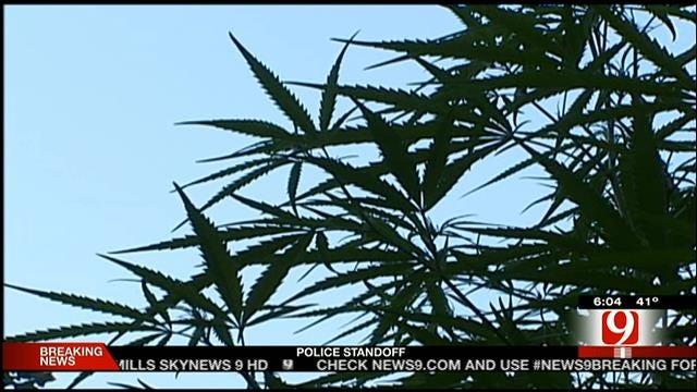 Medical Marijuana Advocates Rally At OK Capitol
