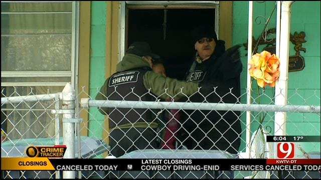 Sheriff's Office Performs Warrant Sweep In Snow