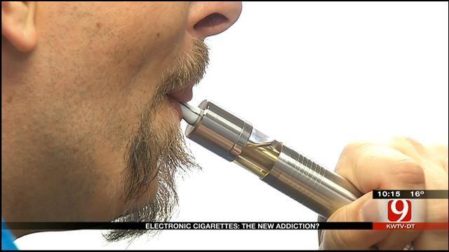 Are E-Cigarettes The New Addiction?