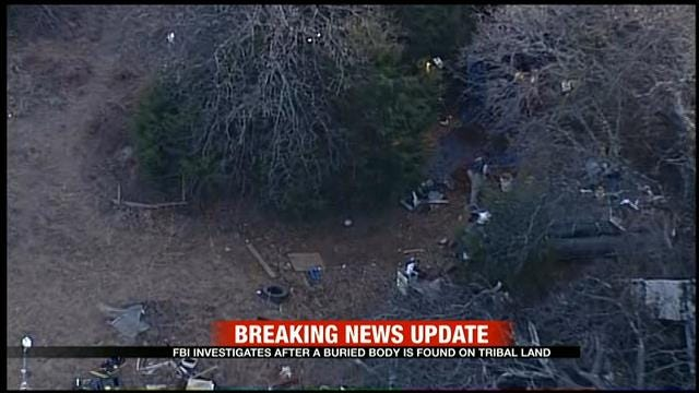 FBI Investigating After Body Found On Tribal Land Near Meeker