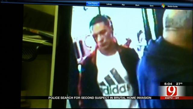 Police Arrest Second Suspect In Violent OKC Home Invasion