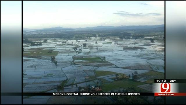 Mercy Hospital Nurse Volunteers In The Philippines