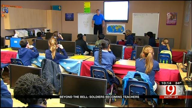 Beyond The Bell: From The Frontlines To The Classroom