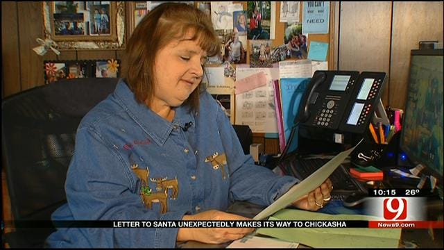 Oklahoma 'Elves' Make Little Girl's Christmas Wish Come True