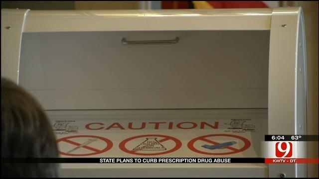 Oklahoma Develops Plan To Help Prevent Prescription Drug Abuse