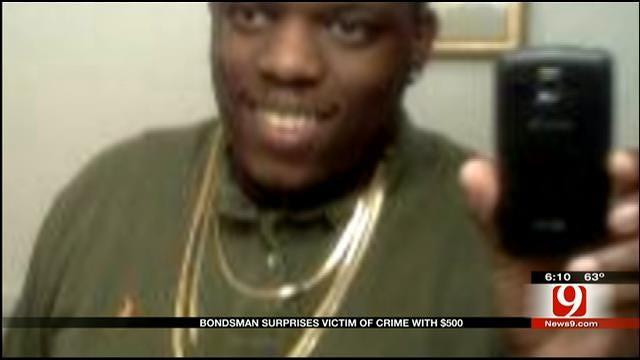 Bondsman Help OKC Woman Who Recently Lost Husband