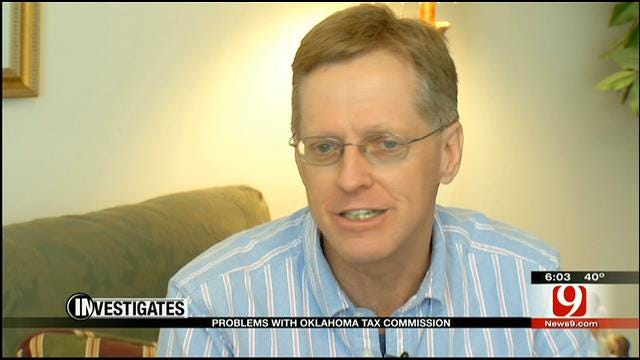 Tulsa Man Says State Nearly Ruined His Life Over Back-Taxes He Didn't Owe