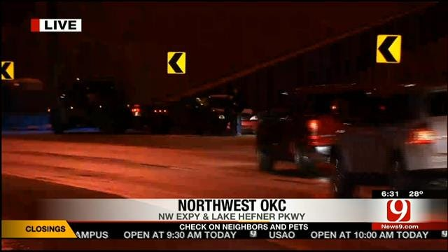 Multiple Crashes At Fort Smith Junction