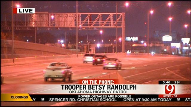 OHP Tells Drivers To Slow Down During Monday-Morning Drive