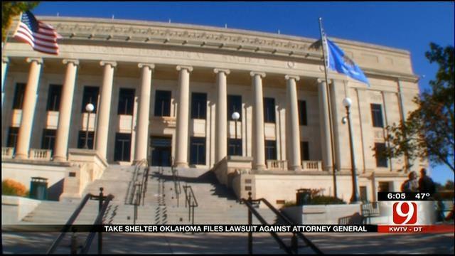 Take Shelter Okla. Asks High Court To Dismiss Pruitt On Ballot Initiative