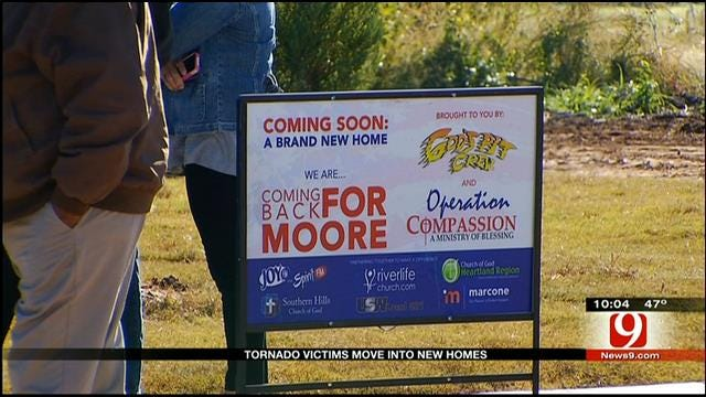 'Godly' Crew Builds Homes For Moore Tornado Victims