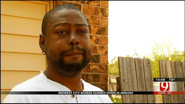 Husband Heartbroken After Wife Shot, Killed At MWC Home