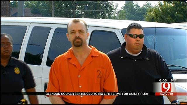 Man Pleads Guilty To Pottawatomie County Murder, Rape