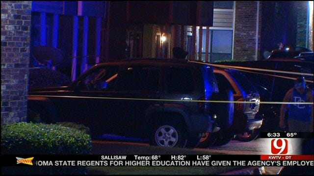 Roommate Shot During Argument At OKC Apartment