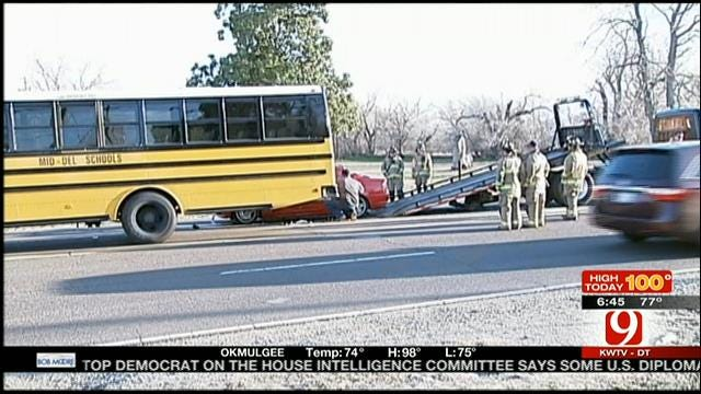 Metro Districts Step Up Safety Measures For School Buses