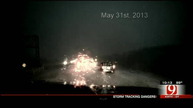 Storm Chasers Face Growing Danger On The Roads