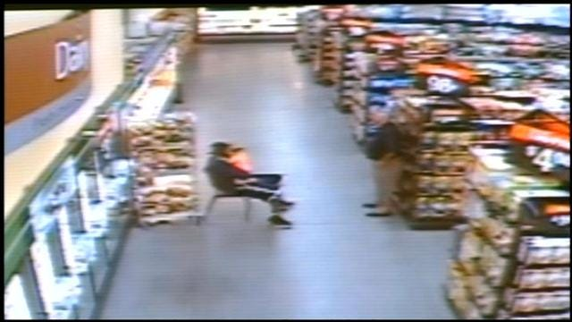 WEB EXTRA: MWC Police Chief Narrates Hostage Video At Walmart Store