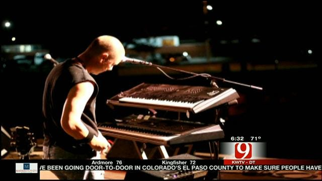 Local Band Hopes To Find Stolen Trailer Filled With Instruments