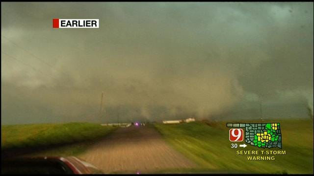 News 9's David Payne Talks About Some Of Friday's Chase