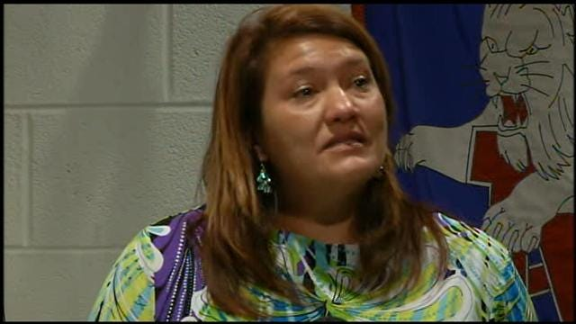 WEB EXTRA: Highland East Principal Speaks About School Being Hit By Tornado