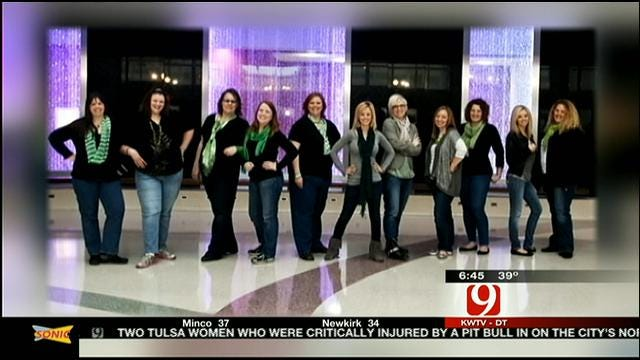 Oklahoma Moms Bond As Children Battle Cancer