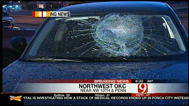 Man Vandalizes Several Cars During OKC Crime Spree