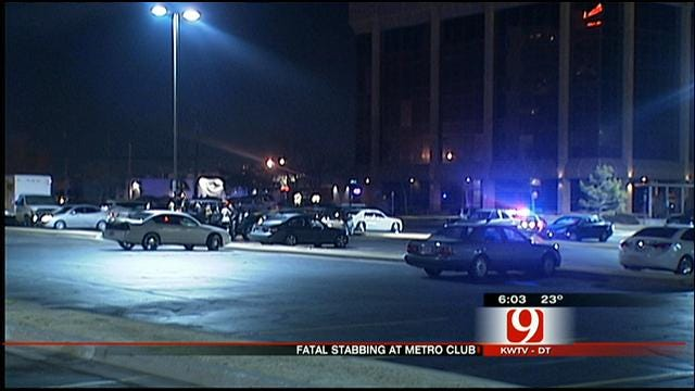 Victim Stabbed To Death At Northwest OKC Club