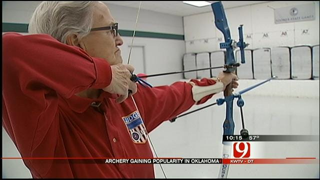 Hollywood Triggers Increase In Archery Sport In Oklahoma