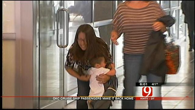 OK Sisters Talk About Deplorable Conditions Aboard Stranded Cruise Ship