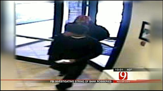 FBI Agents Seek Gunmen Who Robbed Del City Bank