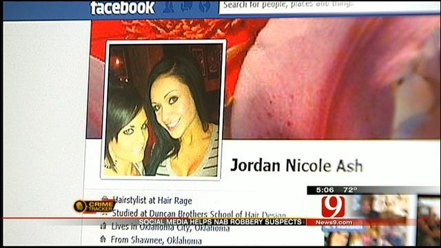 Bethany Police: Facebook Helped Track Down Suspects In Brutal Robbery
