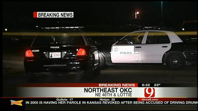 OKC Police Find Person Dead After Responding To Burglary Call