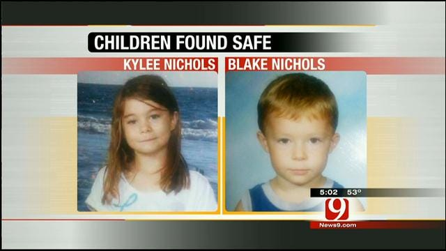 Amber Alert Canceled, Lincoln County Kids Found Safe