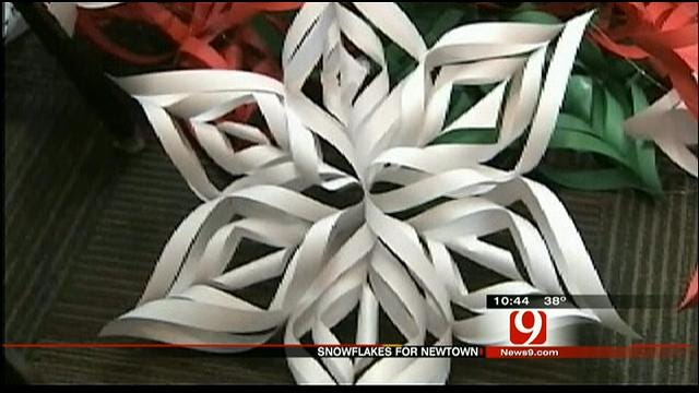 Oklahomans Send Blizzard Of Support To Sandy Hook