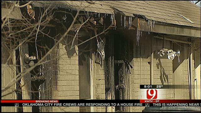 Mother, 4 Children Killed In OKC House Fire