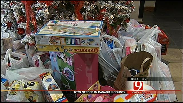 Firefighters In Canadian County Need Help With Toy Donations