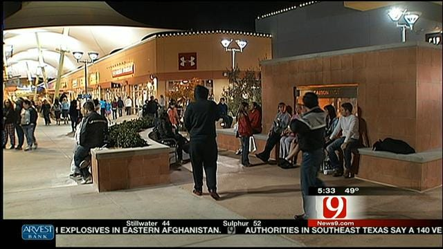 Oklahoma Stores Open Early On Black Friday This Year