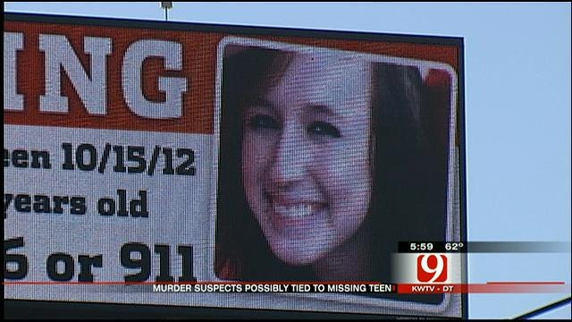 Persons of Interest in Disappearance Of Teen Arrested In OKC Murder Case