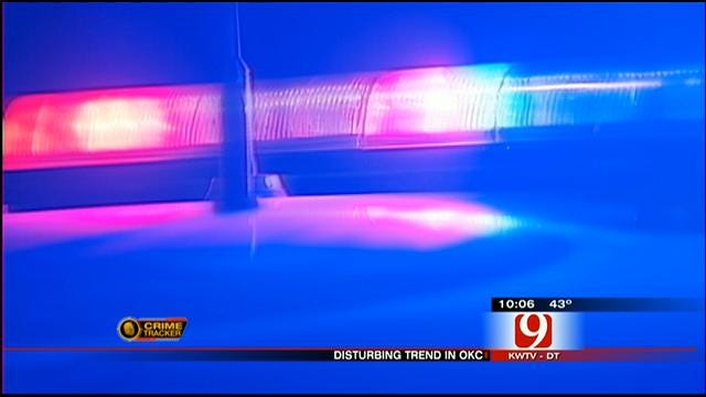 Violent Crime On The Rise In OKC