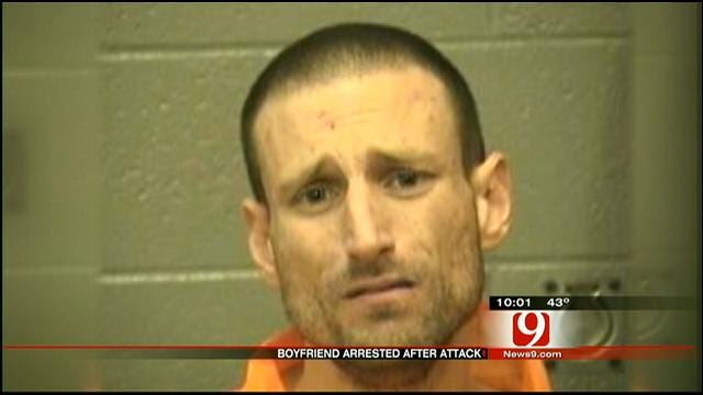 Edmond Man Accused Of Attacking Girlfriend, Siccing Dog On Her