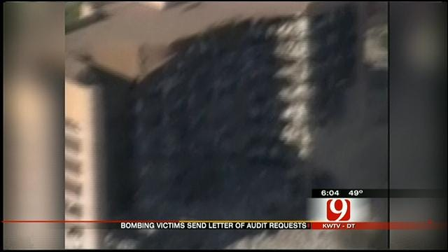 Group Of OKC Bombing Victims Address Audit