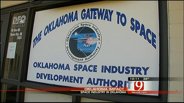 More Investment Needed For Oklahoma's Multi-Million Dollar Space Agency To Liftoff