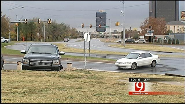 OKC Police Ticket Restaurant Patrons For Illegal Turn