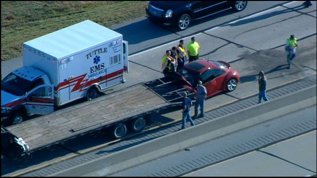 Web Extra: Fatality On I-44 Causes Accident