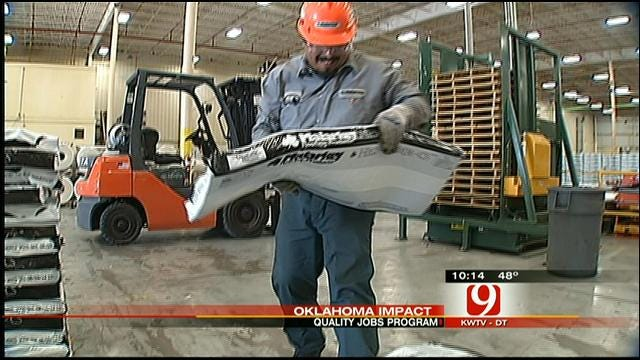 Oklahoma's Quality Jobs Program: Corporate Incentive Or Payoff?