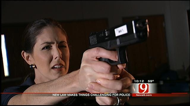 Open Carry Law Brings New Challenges To Law Enforcement